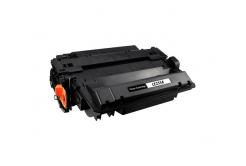 HP 55A CE255A fekete (black) kompatibilis toner