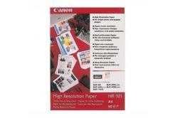 Canon HR-101 High Resolution Paper, fotópapírok, fehér, A4, 106 g/m2, 50 db