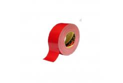 3M 389 Textil ragasztószalag 25 mm x 50 m, piros