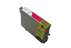 Epson 502XL T02W340 bíborvörös (magenta) kompatibilis tintapatron