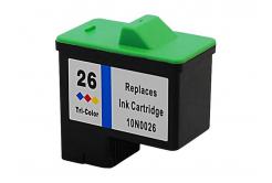 Lexmark 26 10N0026 színes kompatibilis tintapatron