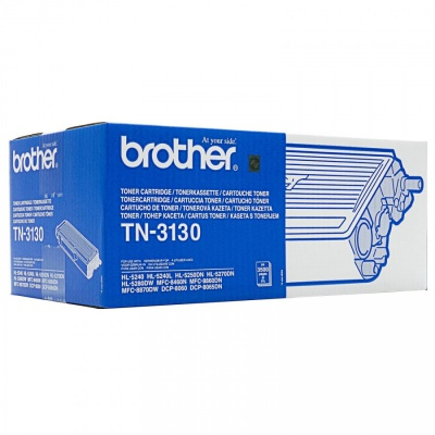 Brother TN-3130 fekete (black) eredeti toner