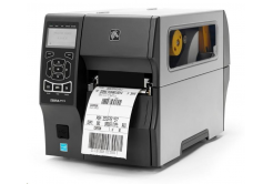 Zebra ZT410 ZT410A2-T0EF000Z címkenyomtató, 8 dots/mm (203 dpi), disp. (colour), RTC, EPL, ZPL, ZPLII, USB, RS232, BT, Wi-Fi