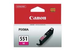 Canon CLI-551M bíborvörös (magenta) eredeti tintapatron