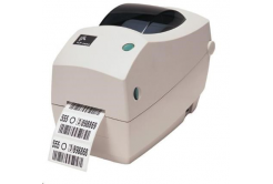 Zebra TLP2824 PLUS 282P-101121-040 TT címkenyomtató, 203DPI, EPL, ZPL, RS232, USB, peeler (PEELER), 68MB FLASH, REAL TIME CLOCK