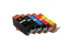 Canon CLI-526 Bk, C,M,Y + PGI-525Bk multipack kompatibilis tintapatron